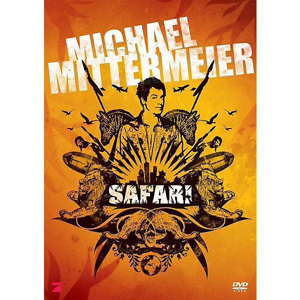 DVD Michael Mittermeier - Safari (1 DVD)