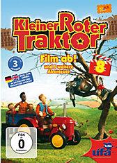 DVD Kleiner Roter Traktor 8 - Film ab!