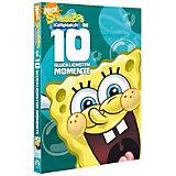 DVD Sponge Bob Schwammkopf - Zehn glücklichste Momente