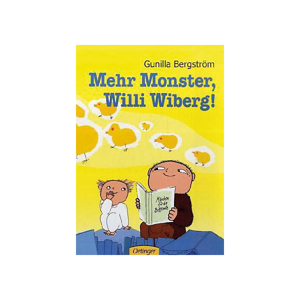 Mehr Monster, Willi Wiberg