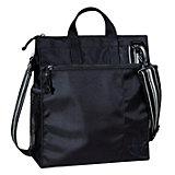 Wickeltasche Casual, Buggy Bag, black