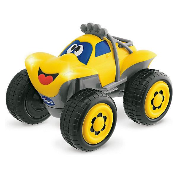 Машина детская Chicco Машинка Билли - большие колеса, красная