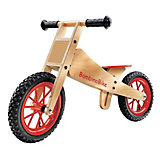 Laufrad BambinoBike aus Holz natur