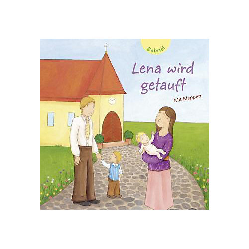 Buch - Lena wird getauft