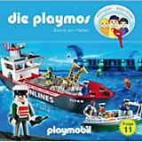 CD Die Playmos 11 - Alarm im Hafen