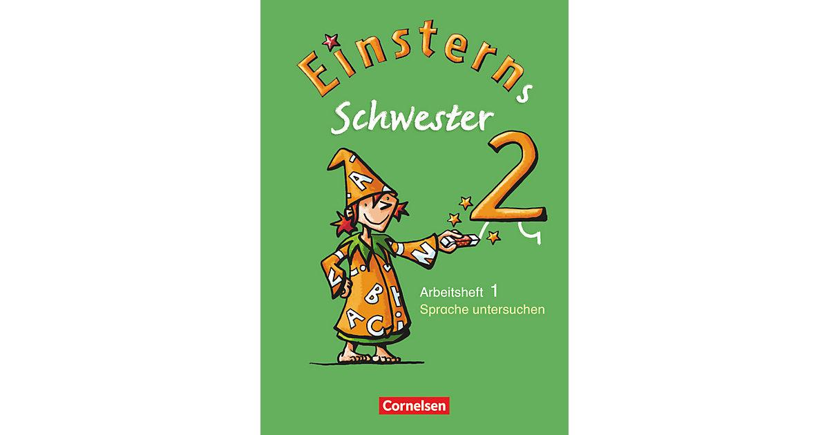 Buch - Einsterns Schwester: 2. Schuljahr, Themenheft 1: Sprache untersuchen