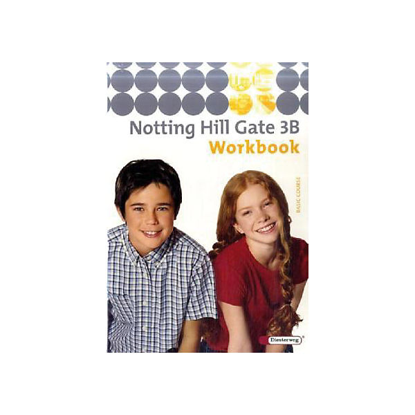 Notting Hill Gate, Ausgabe 2007: 7. Schuljahr, Workbook m. Audio-CD