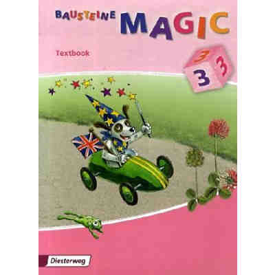 Bausteine Magic, Ausgabe 2009: 3. Klasse, Textbook
