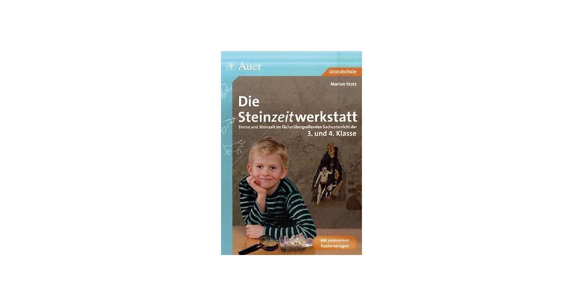 Buch - Steine - Steinzeit-Werkstatt