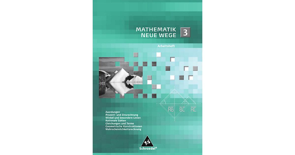 Buch - Mathematik Neue Wege, Arbeitshefte: Arbeitsheft 3