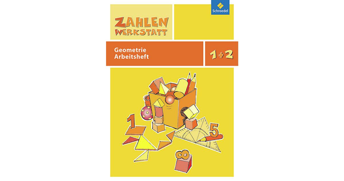 Buch - Geometrie - Arbeitsheft, 1./2. Schuljahr
