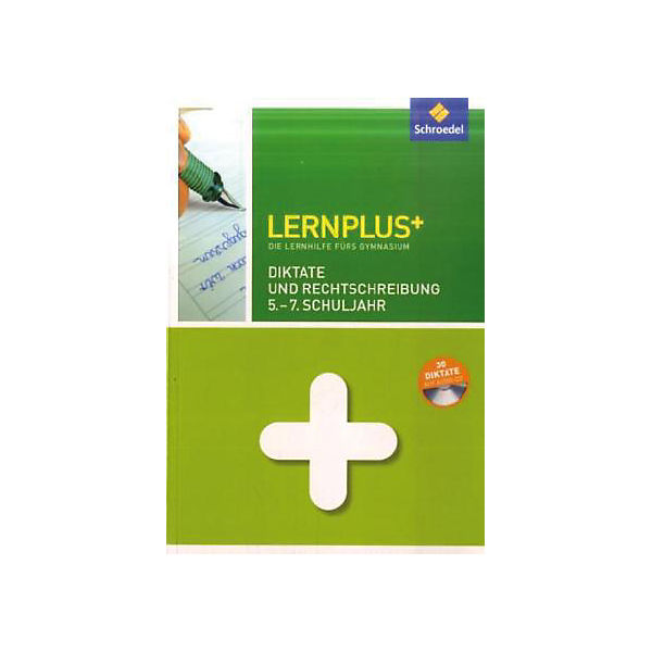 Lernplus+: Deutsch 5.- 7. Klasse, m. Audio-CD