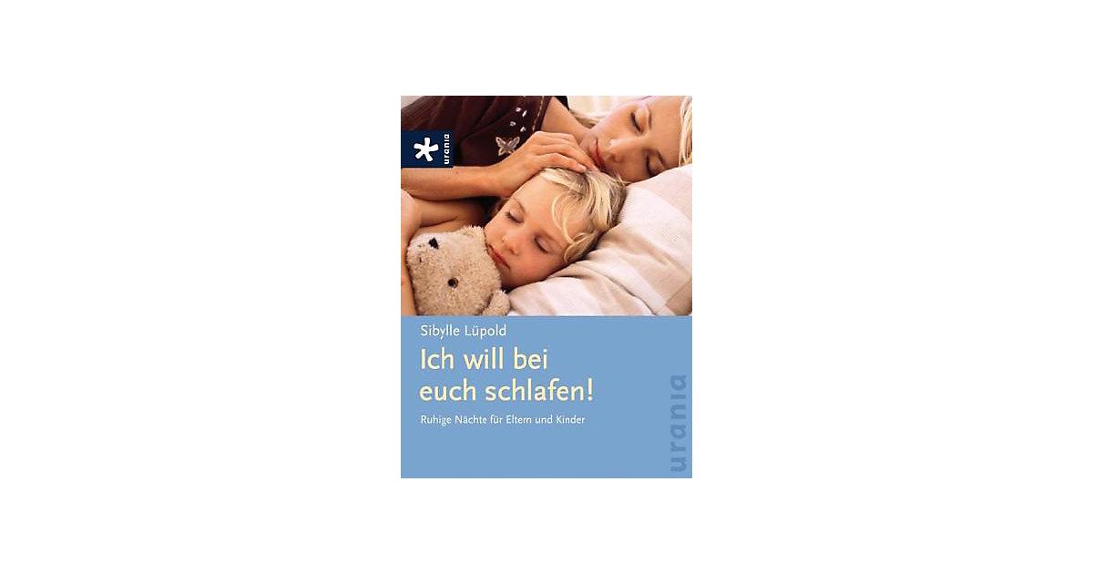 Buch - Ich will bei euch schlafen!