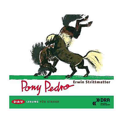 Pony Pedro, 1 Audio-CD