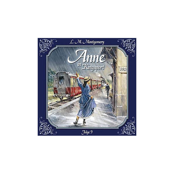 Anne in Kingsport: Auf dem Redmond College, Audio-CD