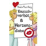 Freche Mädchen - Freche Bücher: Knutschverbot & Herzensdiebe