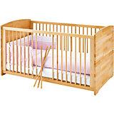 Kinderbett OLE, Buche massiv, geölt, 70 x 140 cm