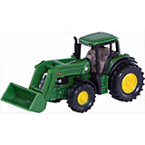 SIKU 1341 John Deere with Front Loader