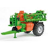 BRUDER 02207 Amazone Trailed Field Sprayer UX5200