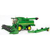 BRUDER 02132 John Deere Combine Harvester T670i