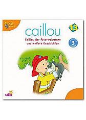 CD Caillou 13 - Caillou der Feuerwehrmann