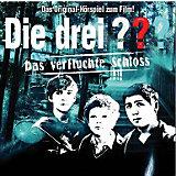 CD Die Drei ??? - Das verfluchte Schloss (Hörspiel Kino)