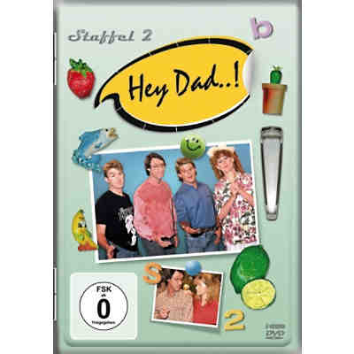 DVD Hey Dad! - Season 2