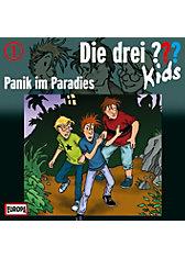 CD Die drei ??? Kids 01 - Panik im Paradies