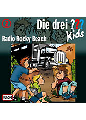 CD Die drei ??? Kids 02 - Radio Rocky Beach