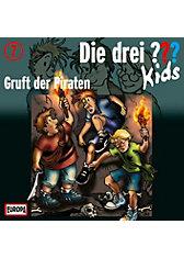 CD Die drei ??? Kids 07 - Gruft der Piraten