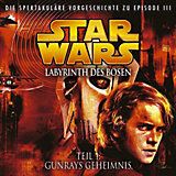 CD Star Wars Labyrinth des Bösen 01
