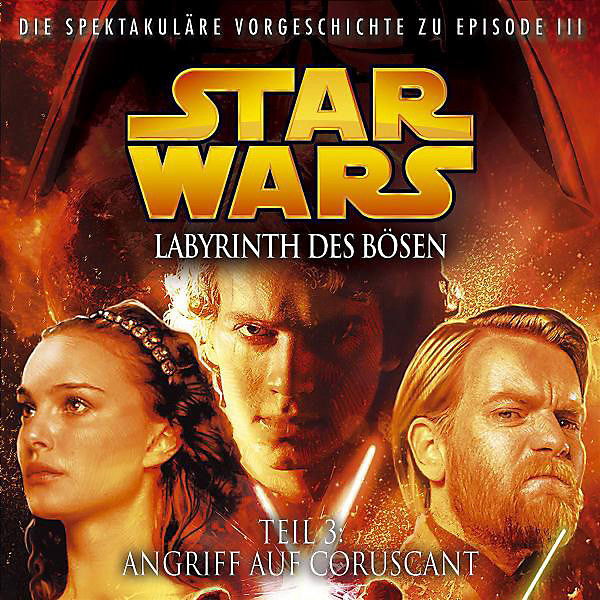 CD Star Wars Labyrinth des Bösen 03