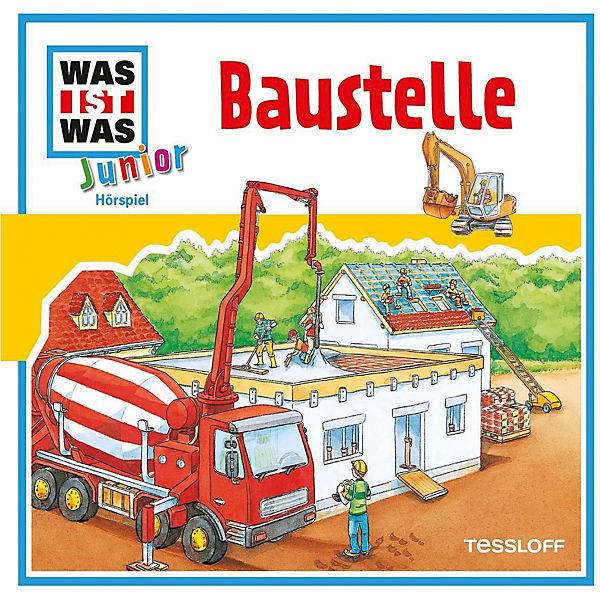 cd was ist was junior 03 baustelle universal mytoys. Black Bedroom Furniture Sets. Home Design Ideas