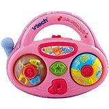VTech - Mein erstes Radio, pink