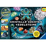ScienceX®: Kristalle züchten + Edelsteine