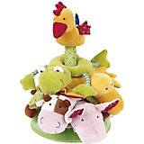 PLAYQ: Farmyard Stacking Tower: