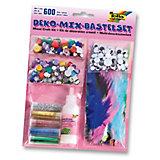 Deko-Mix-Bastelset, über 600 Teile
