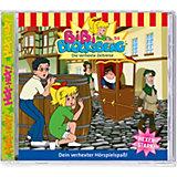 CD Bibi Blocksberg 94 - Die verhexte Zeitreise