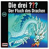CD Die Drei ??? 130 - Der Fluch des Drachen