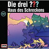 CD Die Drei ??? 131 - Haus des Schreckens