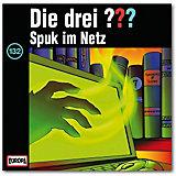 CD Die drei ??? 132 - Spuk im Netz