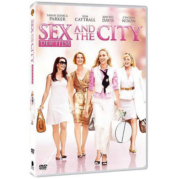 DVD Sex and the City - Single