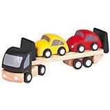 Автовоз, Plan Toys