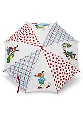 Pippi Langstrumpf Regenschirm