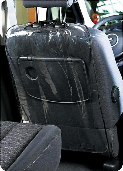Auto-Rückenlehnenschutz, transparent