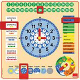 GOULA Kalenderuhr in Deutsch