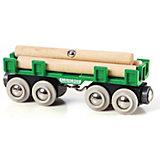 BRIO 33696 Lumber Loading Wagon