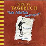 Gregs Tagebuch 1: Von Idioten umzingelt, Audio-CD