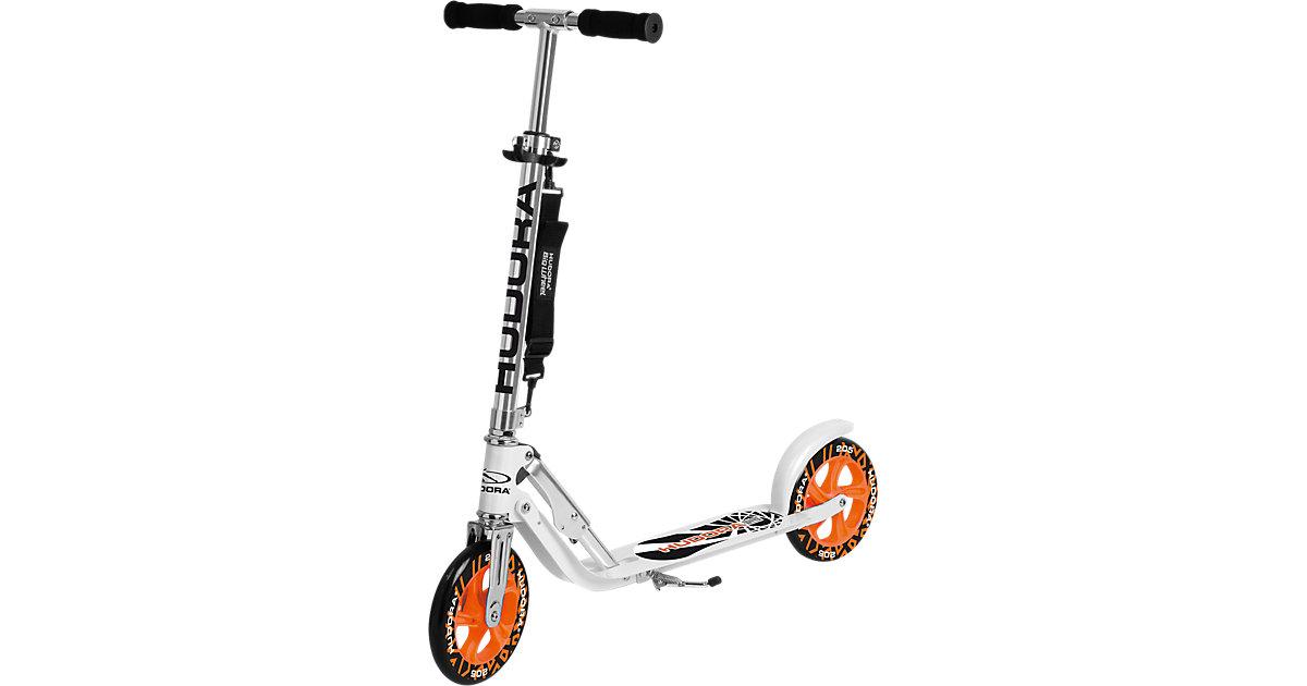 Scooter Hudora Big Wheel 205, orange weiß