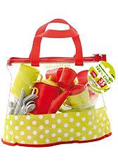 Spielküche Geschirr Set mit Tasche